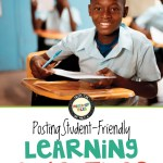 Posting Student-Friendly Learning Objectives