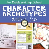 Character Archetypes Bundle & Save
