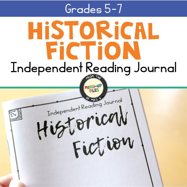 Independent Reading Journal Historical Fiction