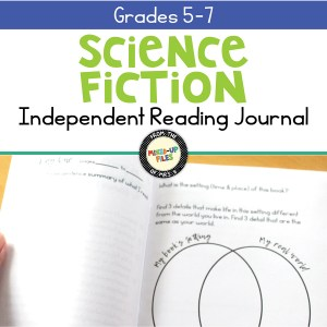Independent Reading Journal Science Fiction
