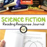 scifi dystopian reading response journal