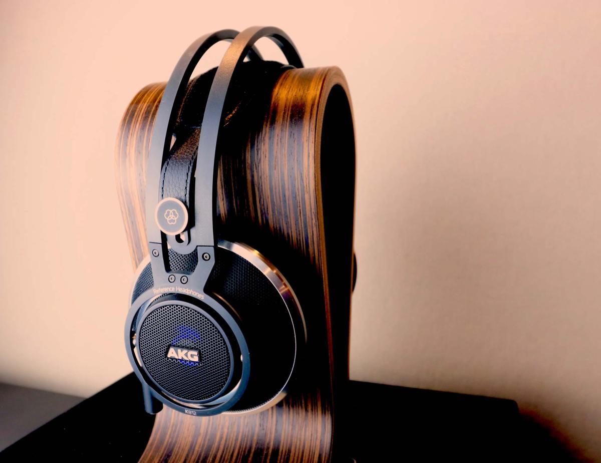 AKG K812 Headphones Sonarworks