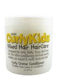 Curly Kids Conditioner Creme
