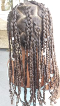 Multiracial Kids Hair Care - Q & A - by Mixed Family Life for Multiracial Media _ Box Braids