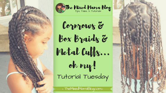 Cornrows & Box Braids & Metal Cuffs... OH MY!