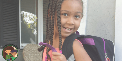 Back to School Hairstyle Ideas for Curly Mixed Kids by The Mixed Mama Blog