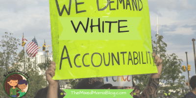 White People What Can We do by The Mixed Mama Blog
