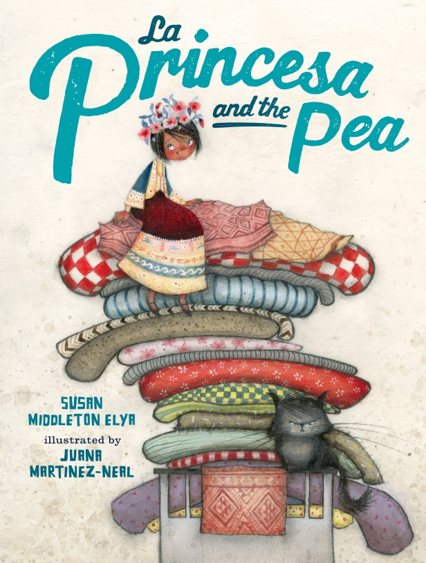 La Princesa and the Pea Cover