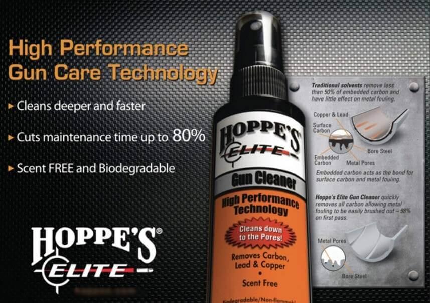 Hoppes Elite Gun Oil Review