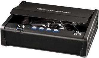 SentrySafe Gun Safe with Biometric Lock