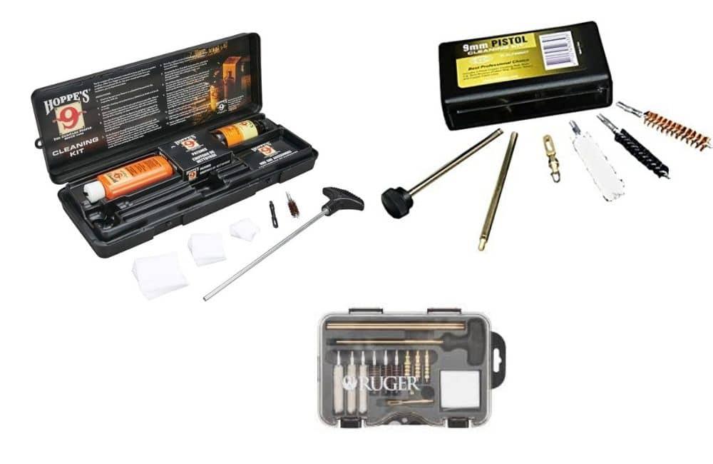 Best 9mm Gun Cleaning Kits