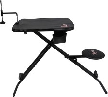 X-Stand portable gun cleaning table