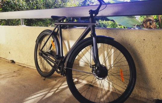 The Vanmoof Electrified S: Box Opening