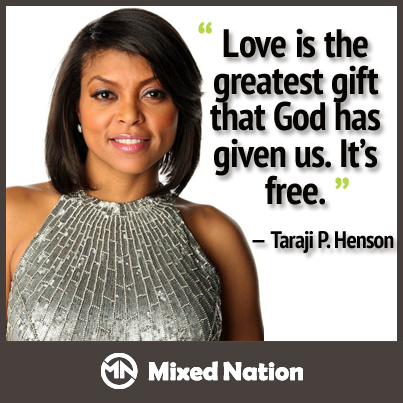 Mixed Nation Quote Taraji P Henson Mixed Nation