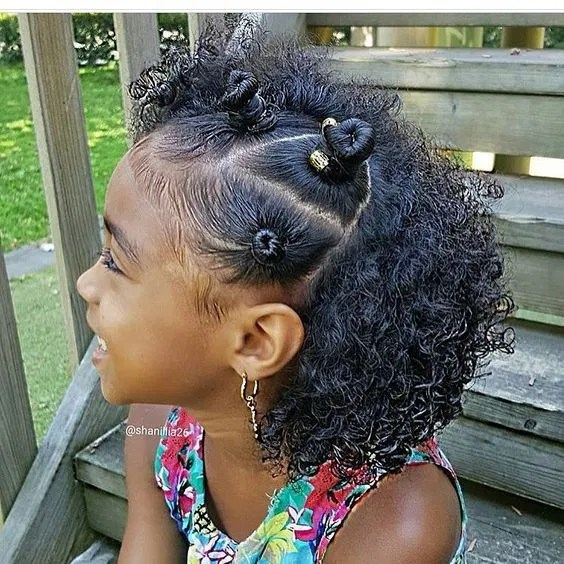 Simple Curly Mixed Race Hairstyles For Biracial Girls Mixed Up Mama