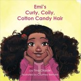 Emi's Curly, Coily Cotton Candy Hair by Tina Olajide