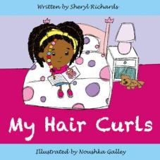 biracial curly hair
