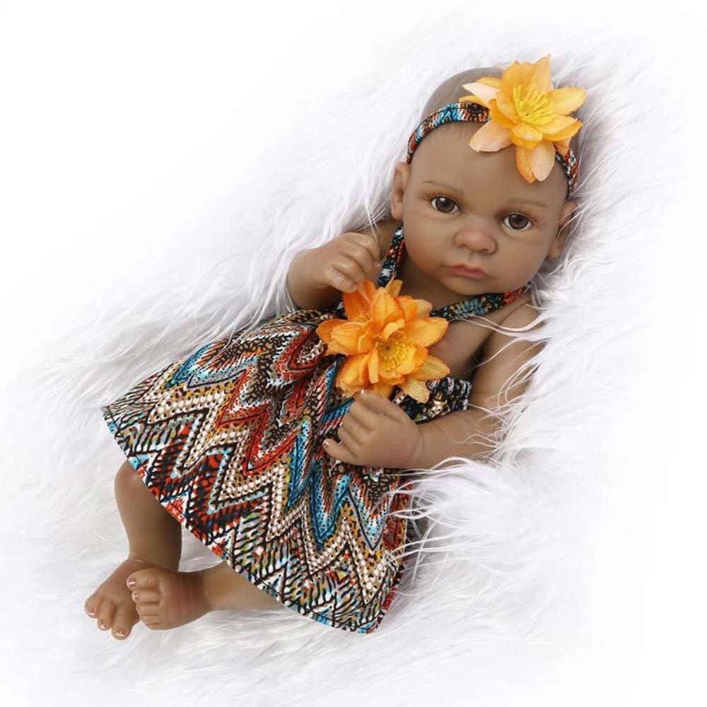 black mixed race doll