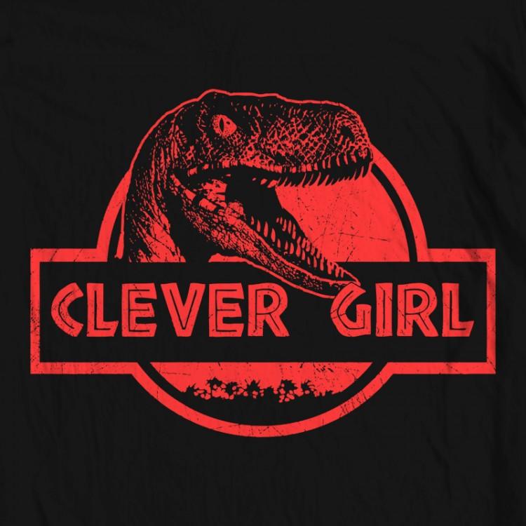 Dubstep Girl Wallpaper Jurassic World Clever Girl