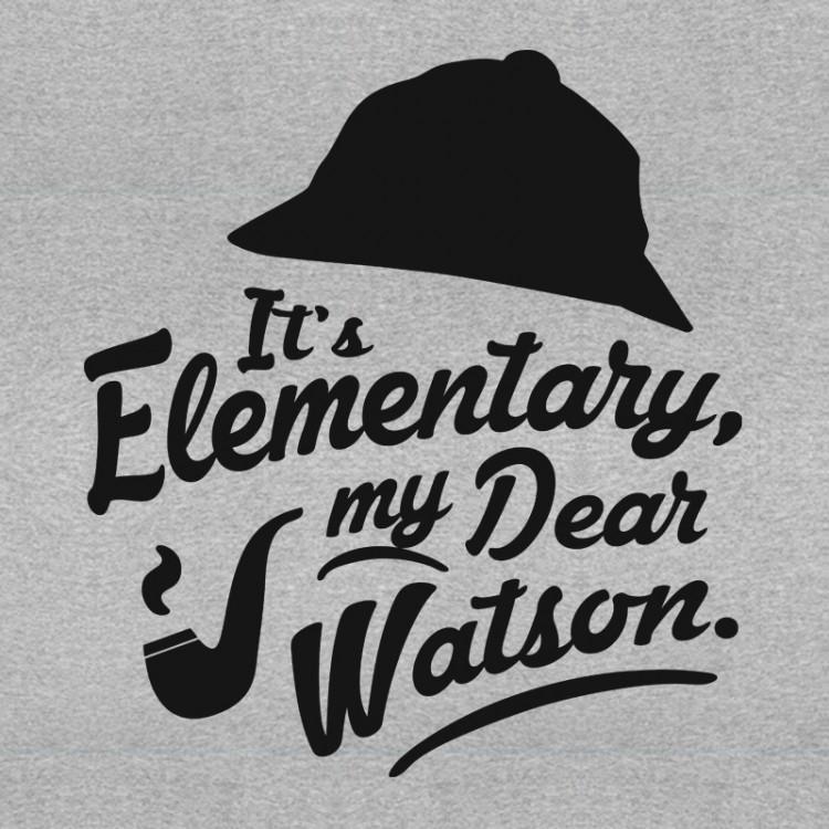 Elementary My Dear Watson