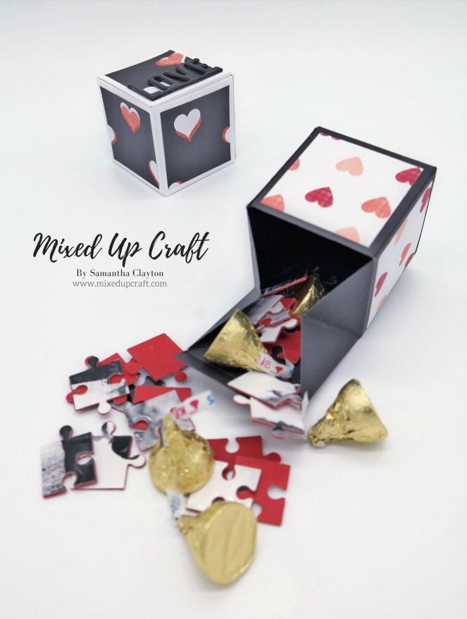 DIY Jigsaw and Box