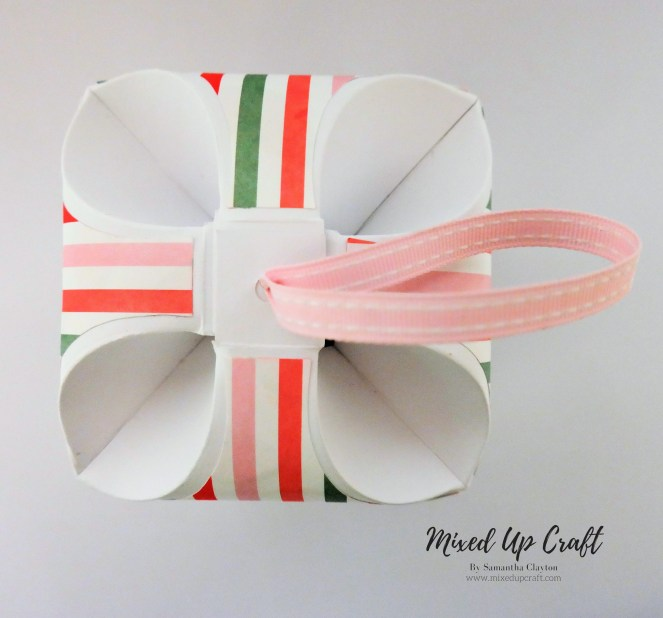 Unusual Curved Top Gift Box