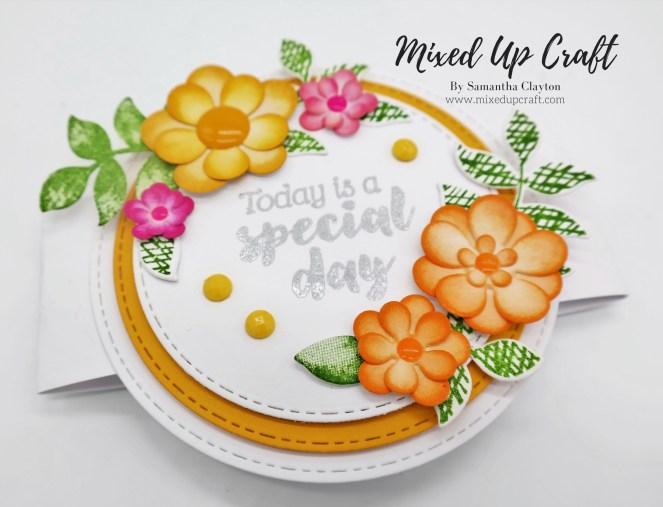 Pop Up Flower Card