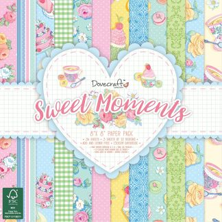 "Dovecraft ""Sweet Moments"" Paper Pack"
