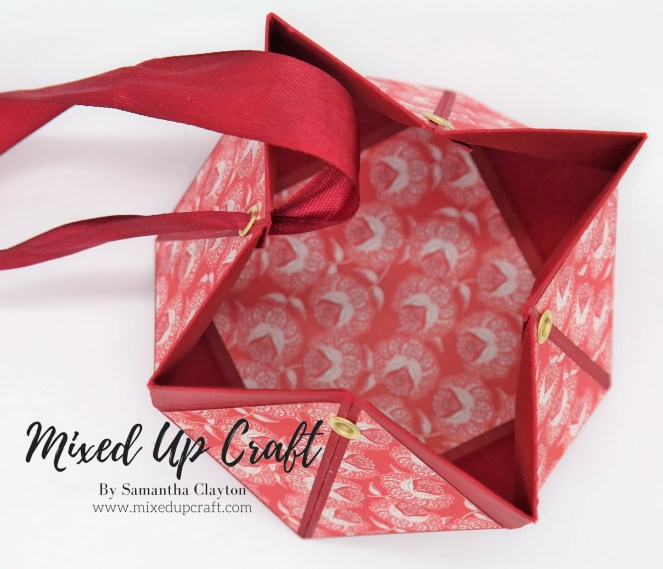 Origami Faceted Gift Boxes