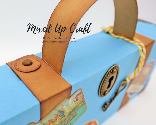 Suitcase Gift Box - Travel Themed Gift Box