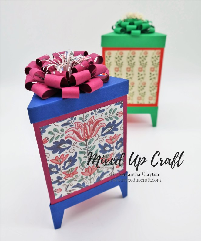 Fancy Triangular Gift Boxes