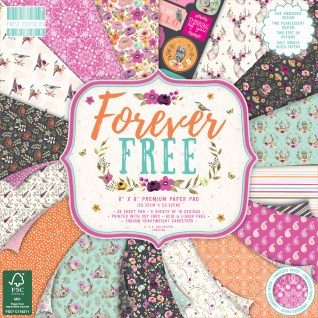 First Edition Forever Free Paper Pack