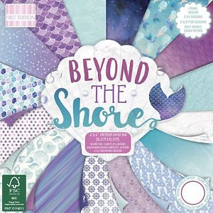 "First Edition ""Beyond The Shore"" Paper Pack"