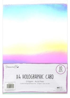 Dovecraft Holographic Card