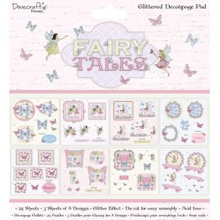 Fairy Tales Decoupage Pack