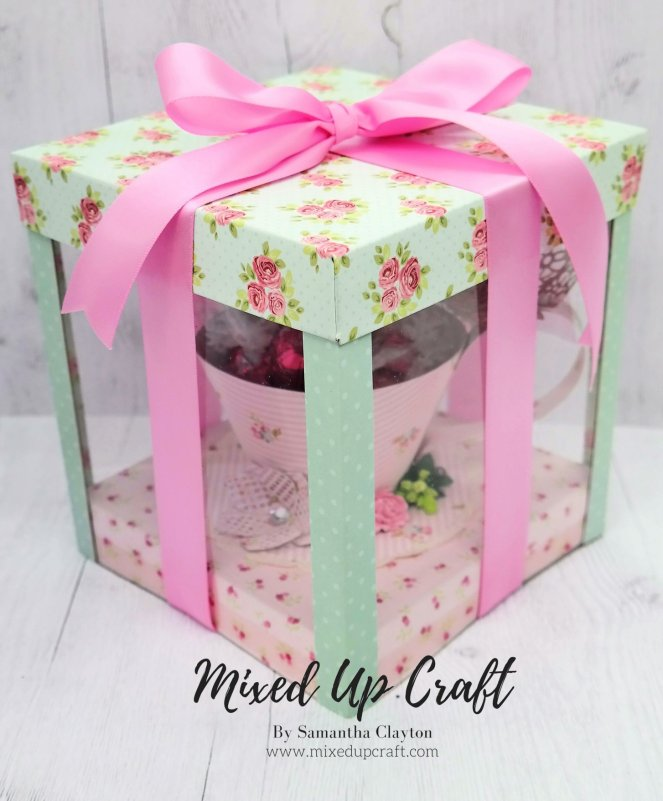 Easy Display Gift Box