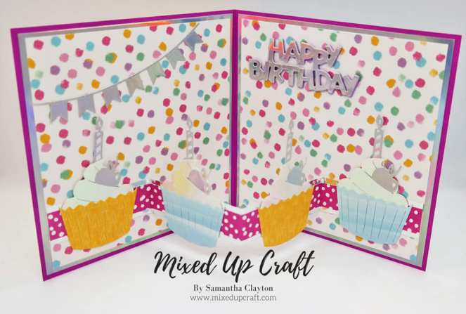 Inside Panel Pop Up Card