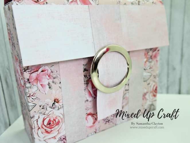 Beautiful Satchel Style Gift Bag
