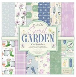 Dovecraft Secret Garden Collection
