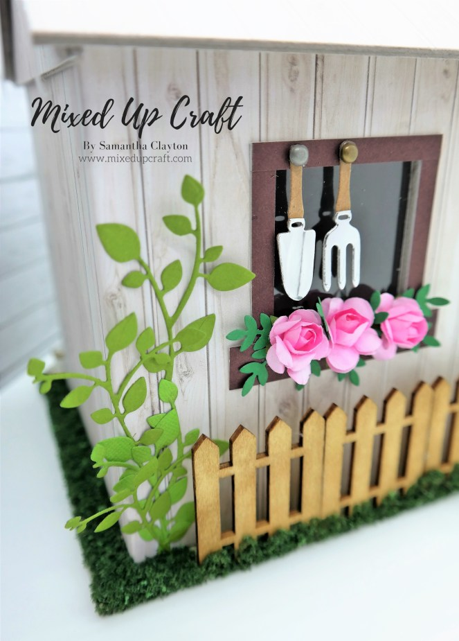 Craft Shed DIY Storage Box