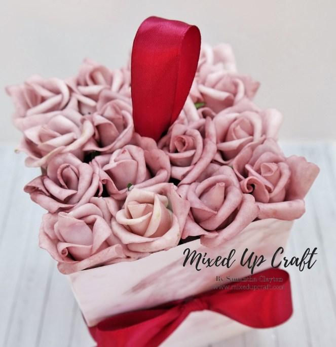 Flower Bouquet Gift Box