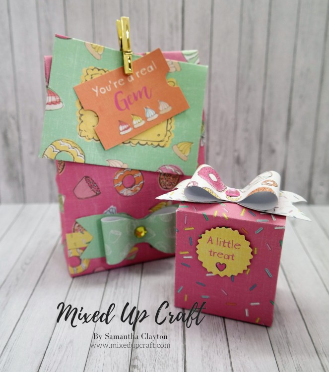 Gift Bag and Box Kit