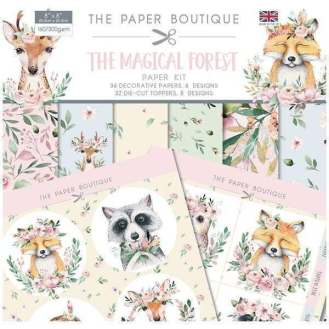 The Paper Boutique, The Magical Forest
