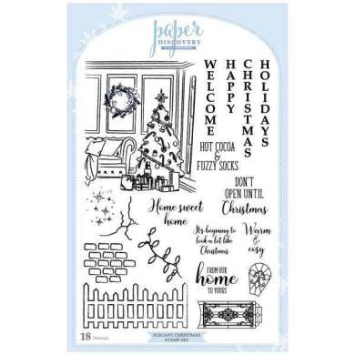 Paper Discovery Stamp Set