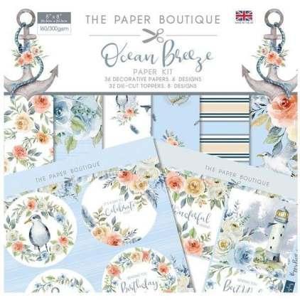 The Paper Boutique Ocean Breeze Papers