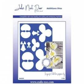 John Next Door Orchid Plate Die