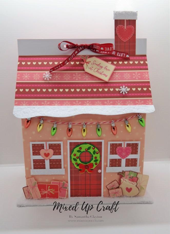 The Christmas Cottage 2019.Amazing Christmas Cottage Gift Storage Box