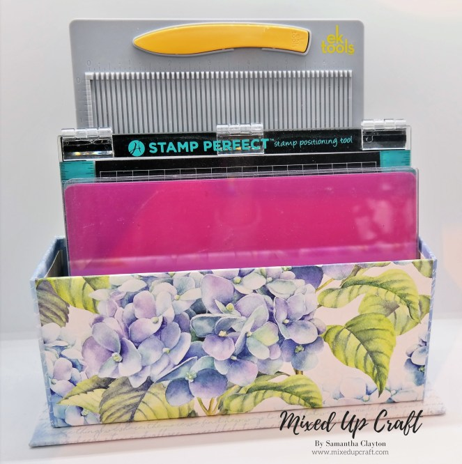 DIY Storage for your Die Cutting Plates