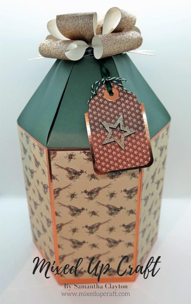 Rocket Shaped Gift Boxes