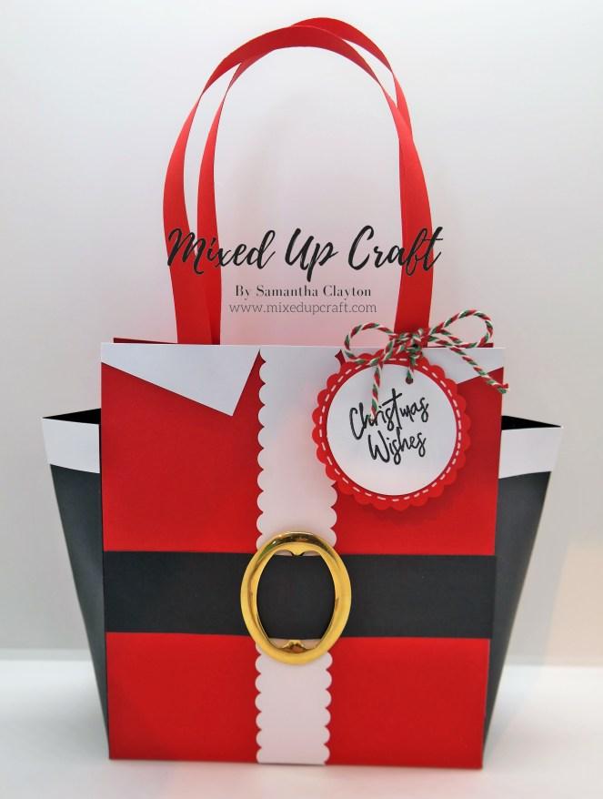 Brilliant Festive Gift Bags 6 x 2.1/2 x 7